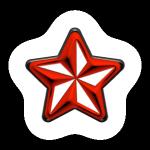 GC Red Star No BG