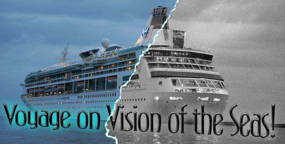 GC12 Voyage On Vision of the Seas Noir Noir